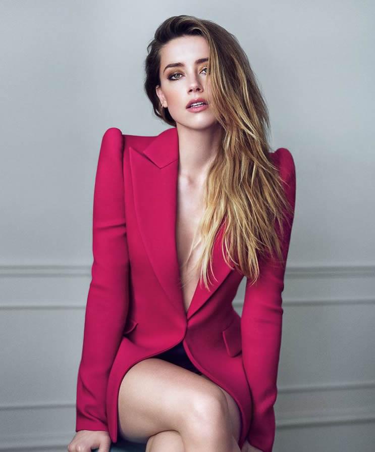 Amber Heard Celebrities