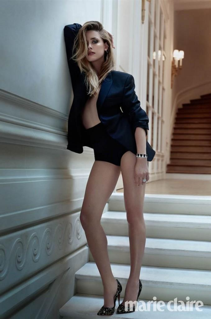 Amber Heard sexy babe