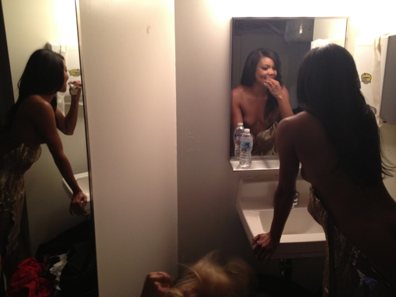 Gabrielle Union nude icloud hack