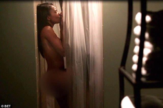 Gabrielle Union nude sexy scene