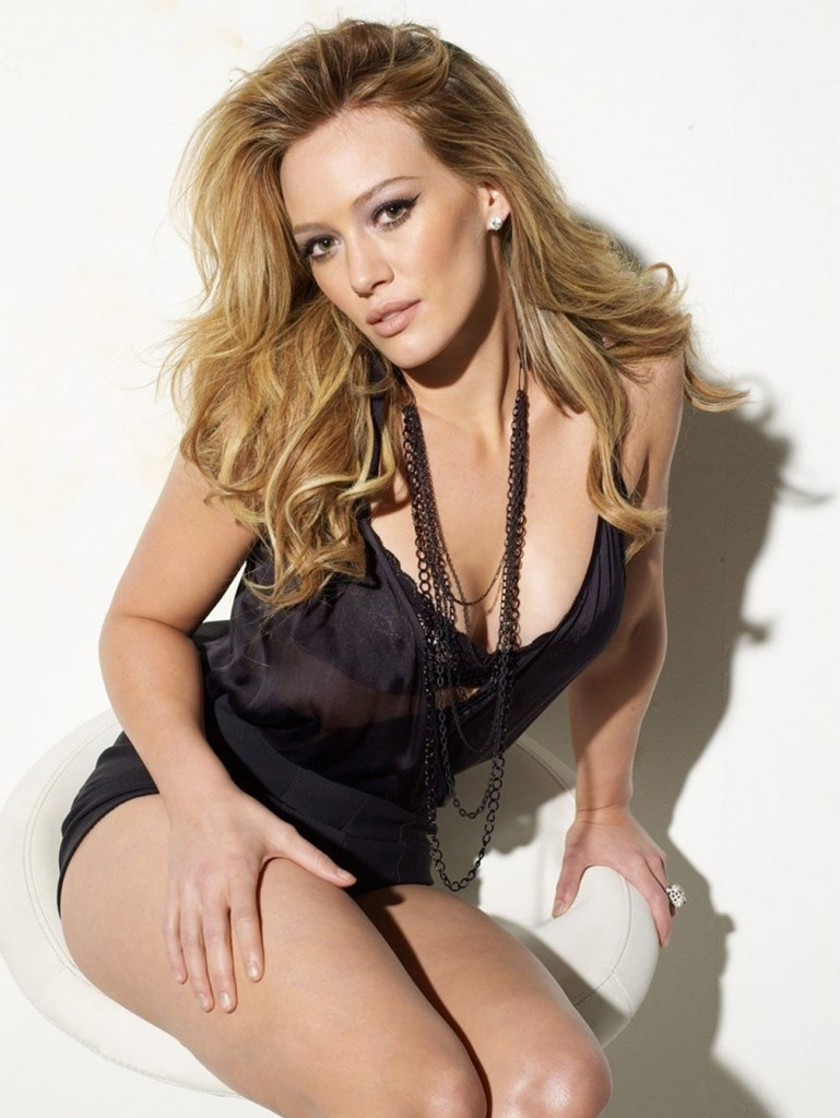 Hilary Duff hot and sexy