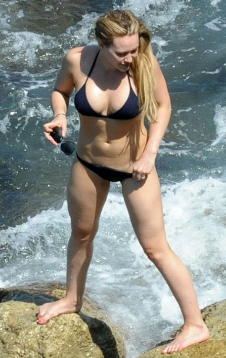Thats good hilary duff leaked pictures