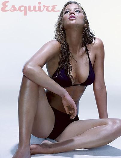 Jennifer Lawrence Bikini Photos Esquire