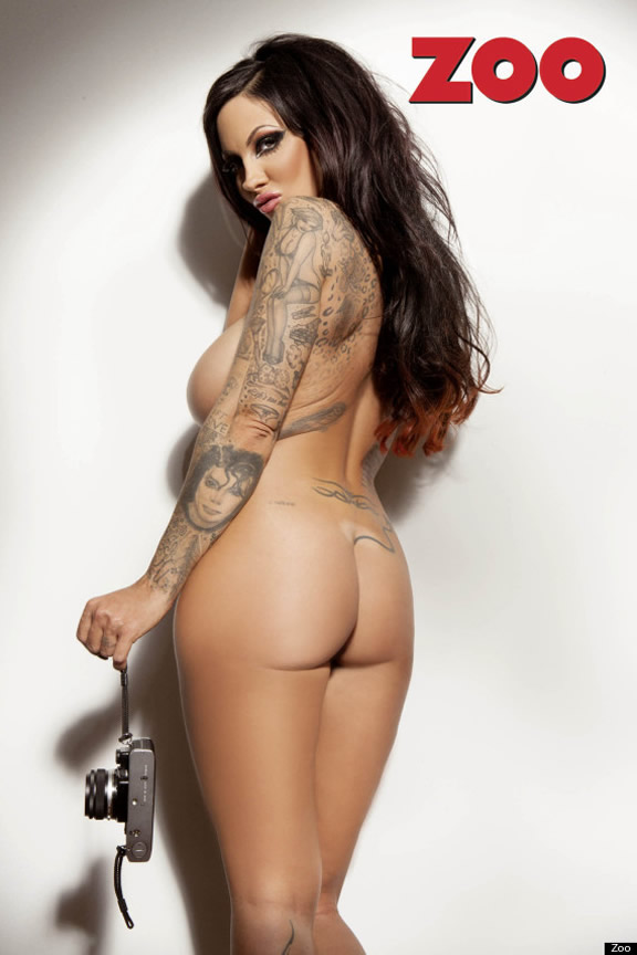 Jodie Marsh New Sex Tape Naked