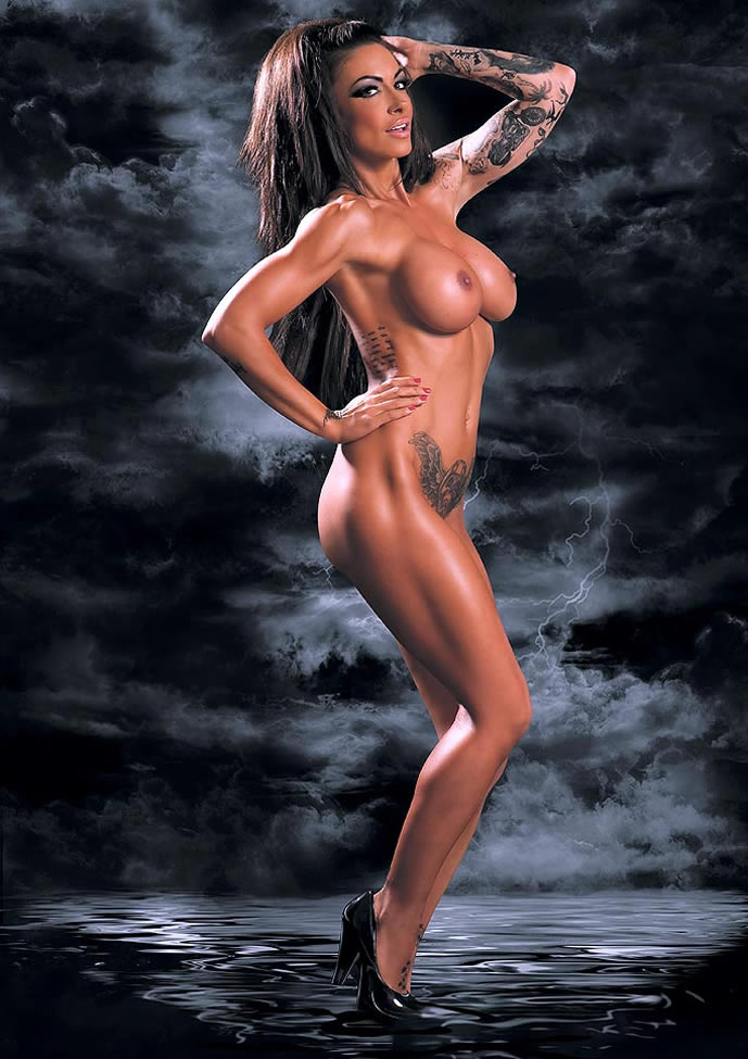 Jodie Marsh Nude wallpaper