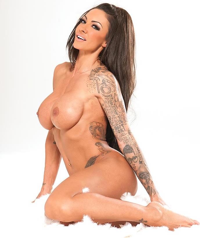 Jodie Marsh Nude