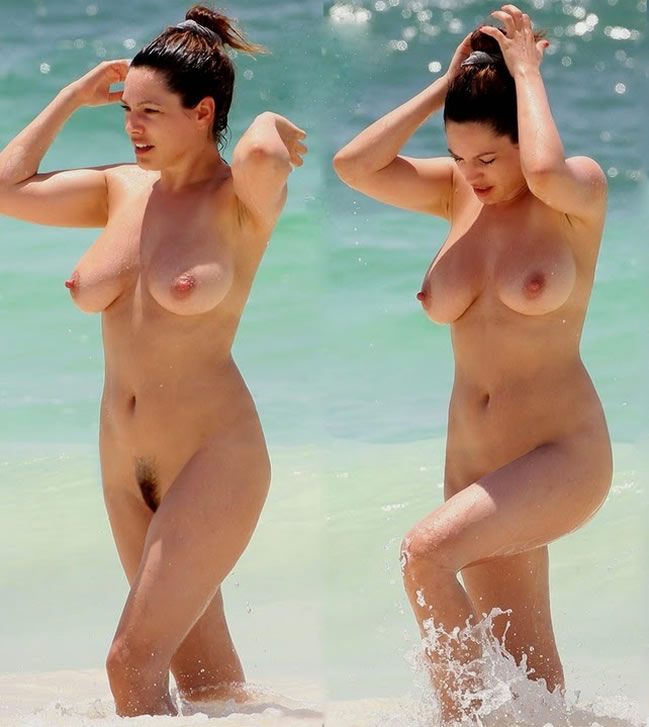 Kelly Brook Totally Naked