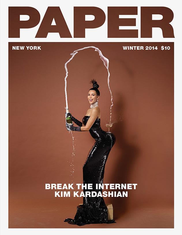 Kim-Kardashian-by-Jean-Paul-Goude-for-Paper-Magazine