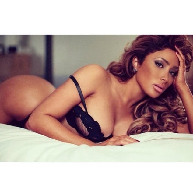 Nikki Mudarris Topless