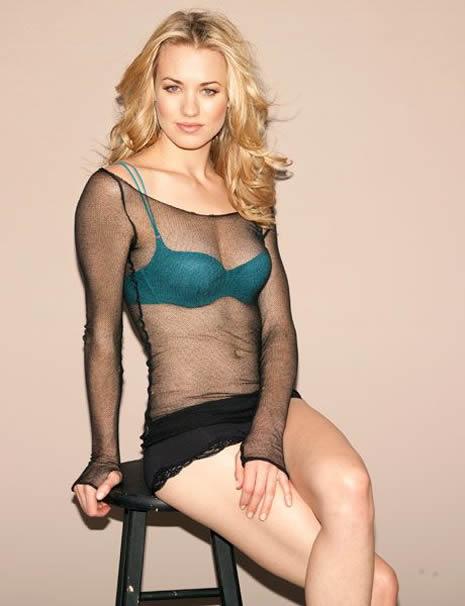 Yvonne Strahovski hot pictures