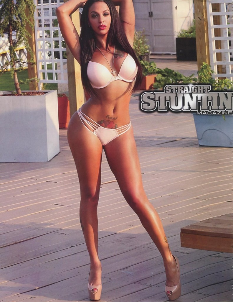 Crystal Renay hot pic