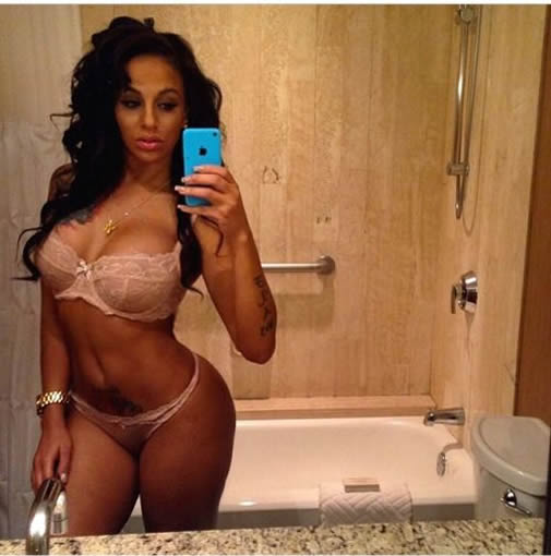 Crystal Renay in sexy bikini