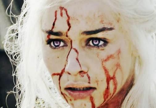 Emilia Clarke Promotional Photos Game Of Thrones (11 Pics)