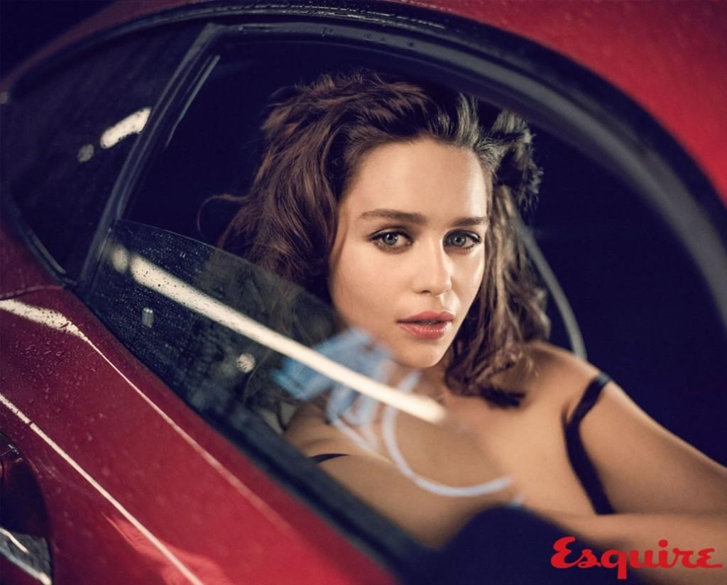 Emilia Clarke New Photo