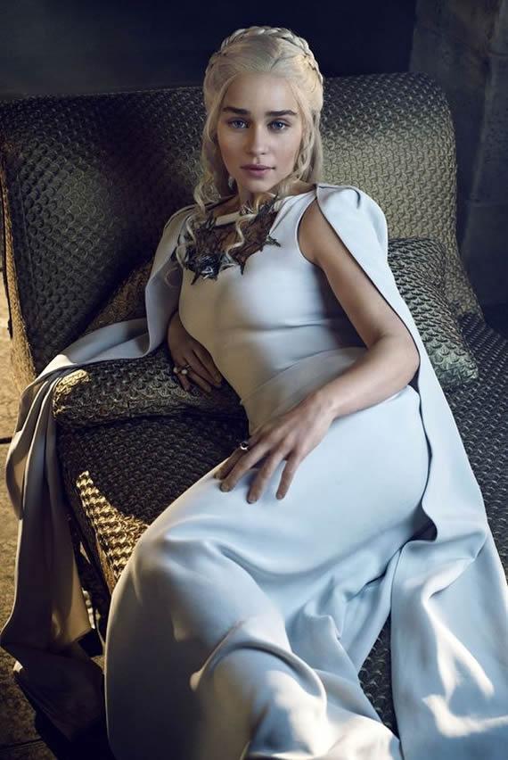 Emilia Clarke Promotional Photos