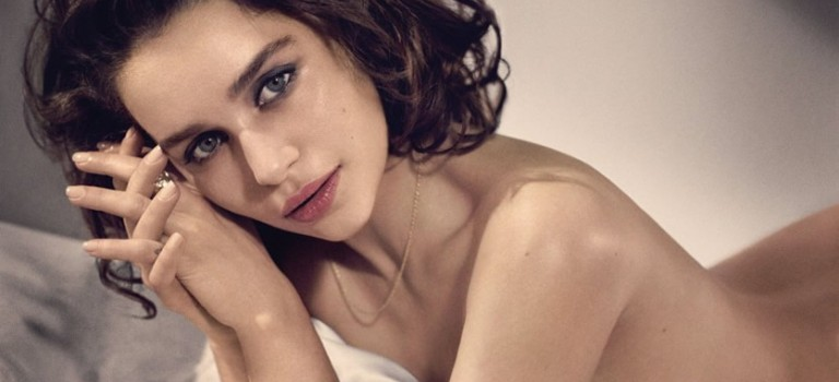 Emilia Clarke Sexy Photoshoot Esquire (12 Photos)