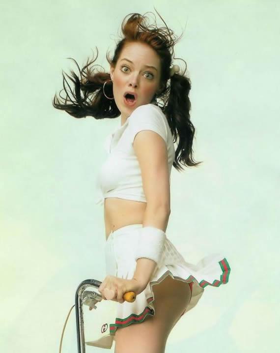 Emma Stone Hot Photo