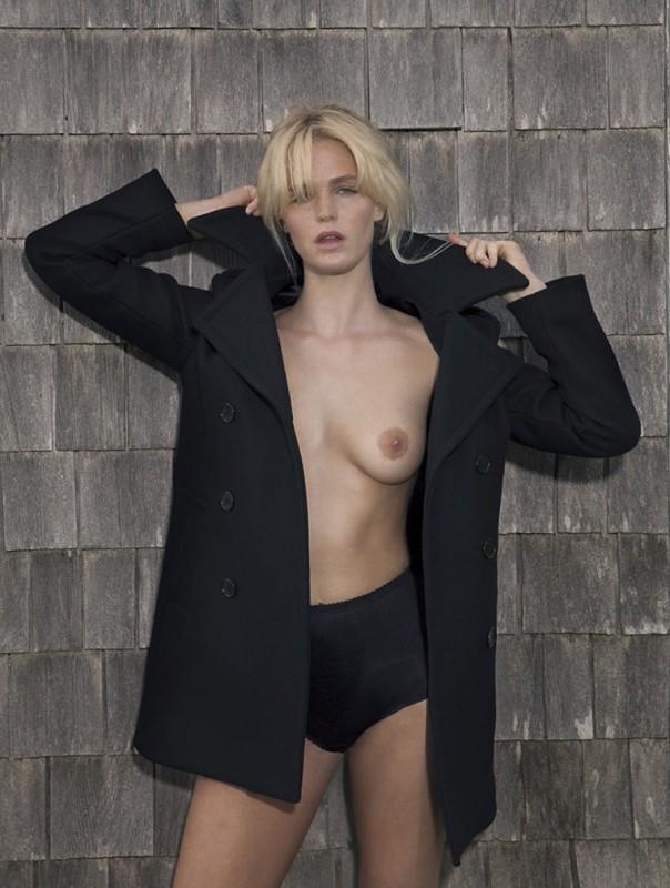 Erin Heatherton Topless Photos