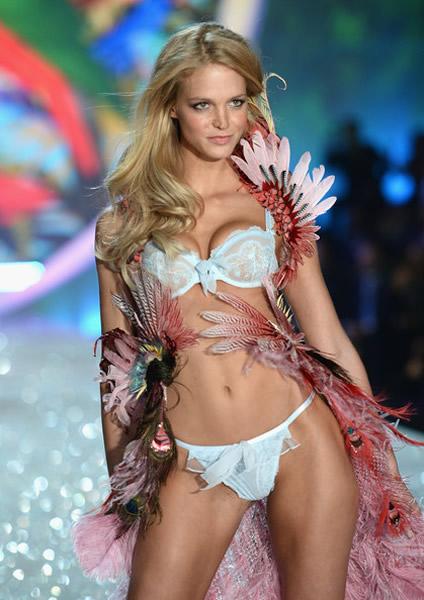 Erin Heatherton Victoria's Secret 2013