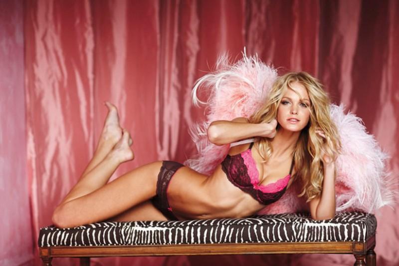 Erin Heatherton Victoria's Secret Angels