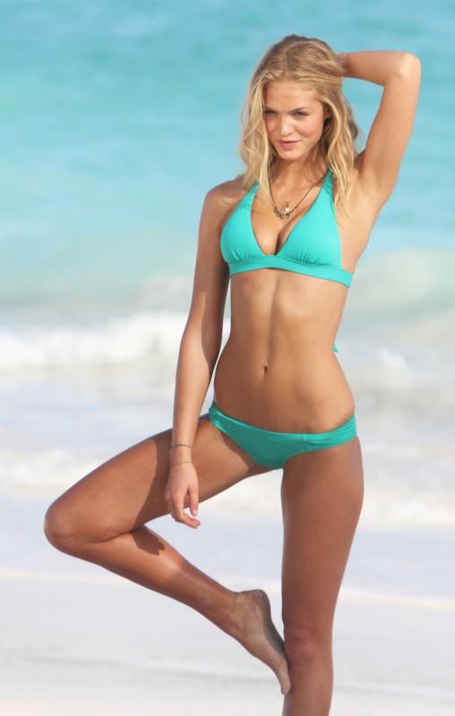 Erin Heatherton in bikini body
