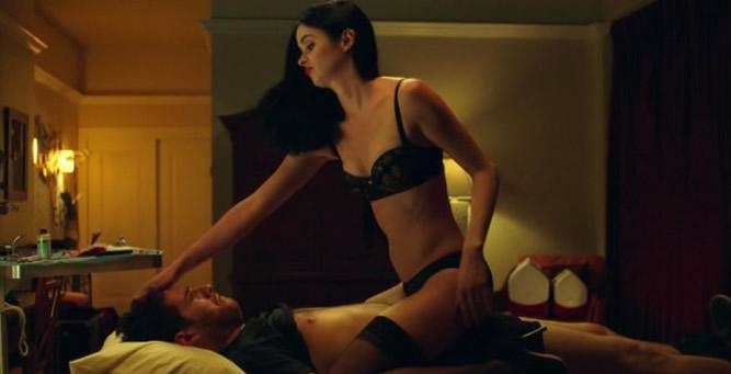 Krysten Ritter hot scene
