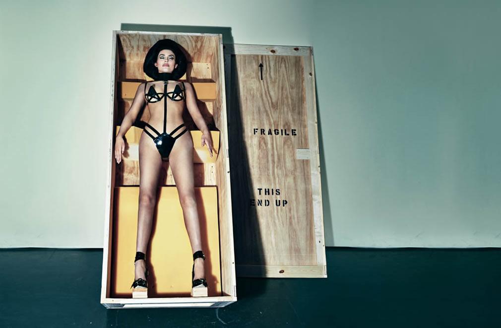 Kylie Jenner Sexy Babe Photos 8