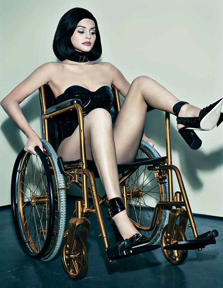 Kylie Jenner Sexy Photos Latex