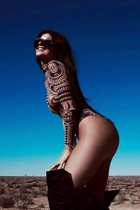Kylie Jenner sexy butty photo