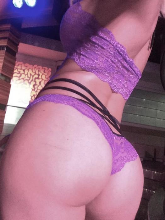 Micaela Schaefer Booty Selfpic