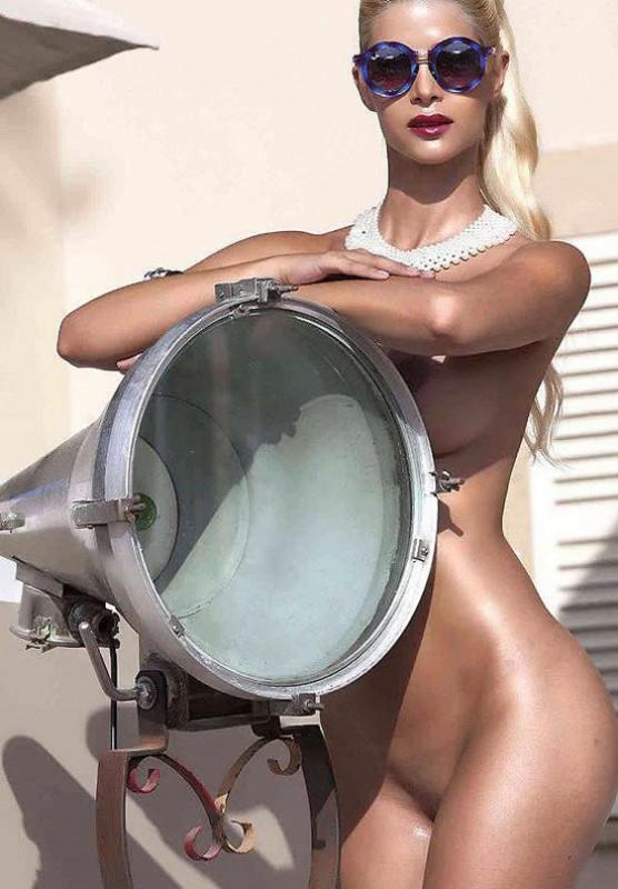 Micaela Schaefer Nude Photo
