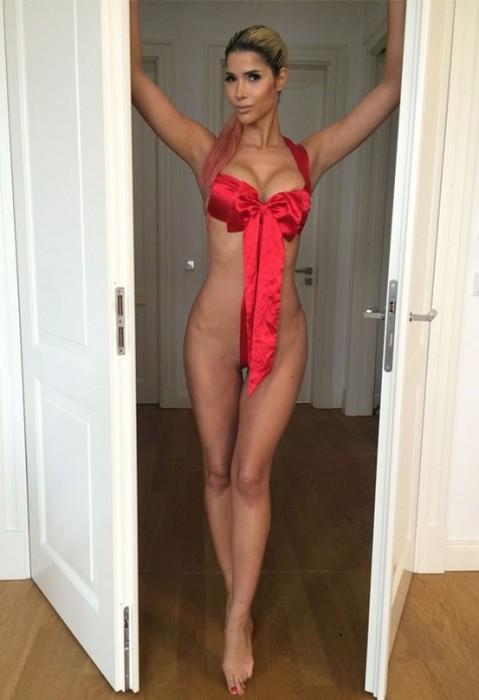 Micaela Schaefer Sexy Body Photo