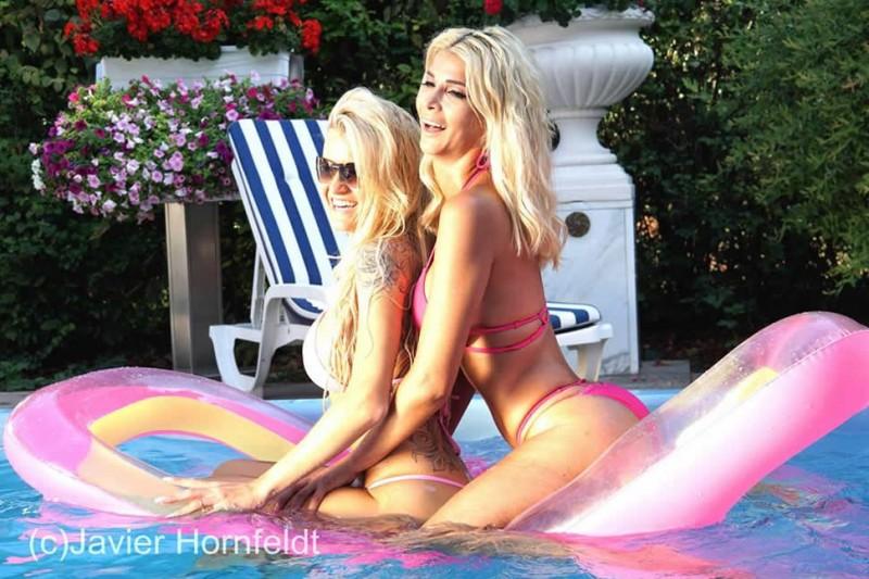 Micaela Schaefer and Roxy Miller Hot Bodys