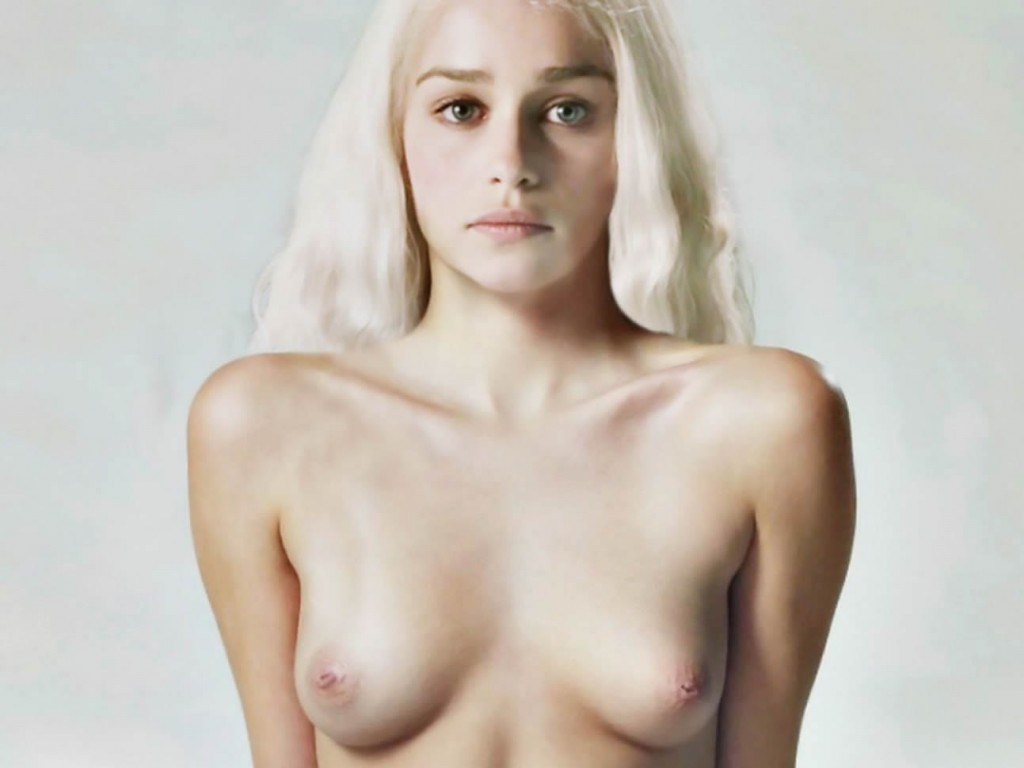 emilia clarke nude amp leaked pictures 7 photos