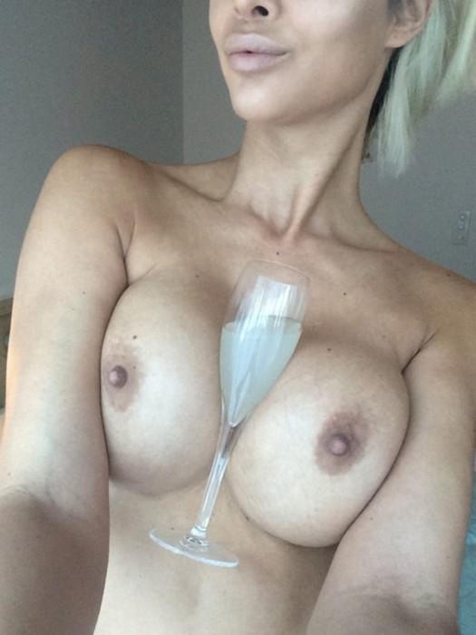 Naked Micaela Schaefer 2016
