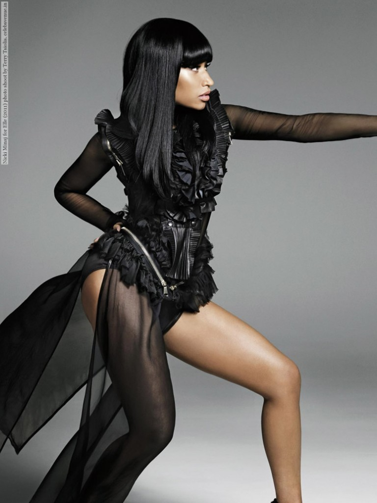 Nicki Minaj 2011 photo shoot
