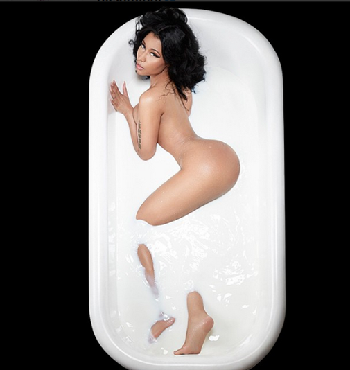 Nicki Minaj Booty Hot