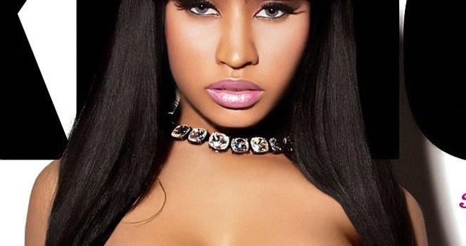 Nicki Minaj Boobs and Nipples (12 Pics)