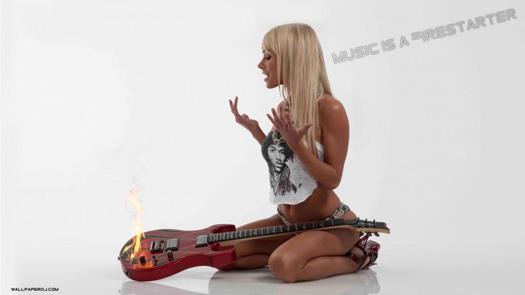 Sara Jean Underwood Guitar Pictures