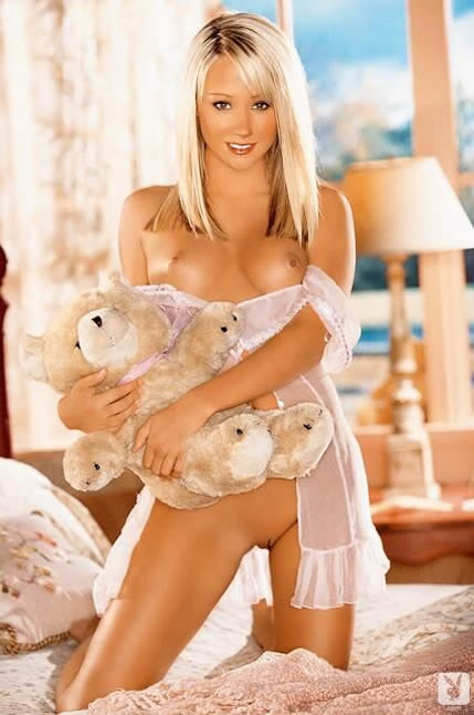 Sara Jean Underwood Naked for Playboy pictures