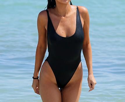 Selena Gomez in Bikini (10 Photos)