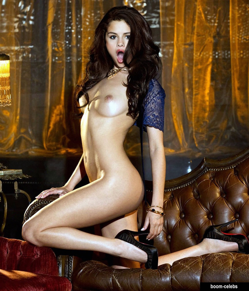 Are Selena gomez naked and hot photos