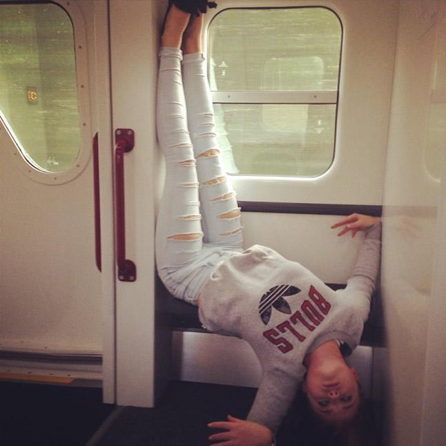 Sophie Turner Legs