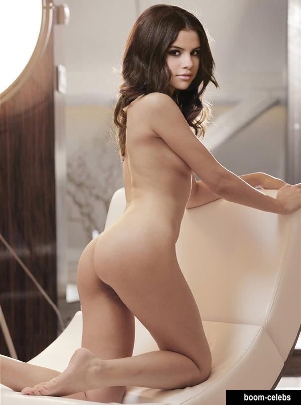 selena gomez bare butt sexy babe