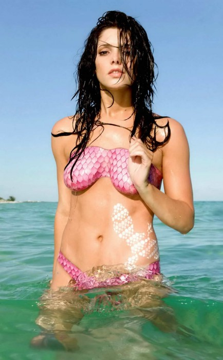 Ashley Greene in bikini