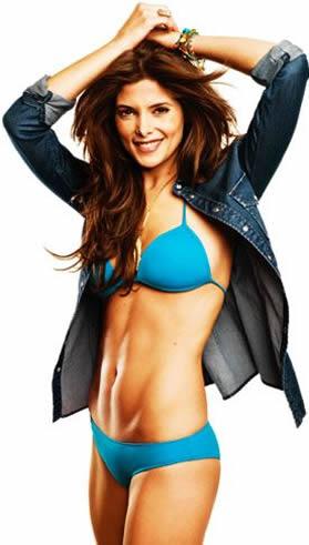 Ashley Greene sexy fitness body