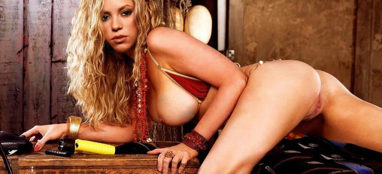 Shakira Nude (6 Photos)