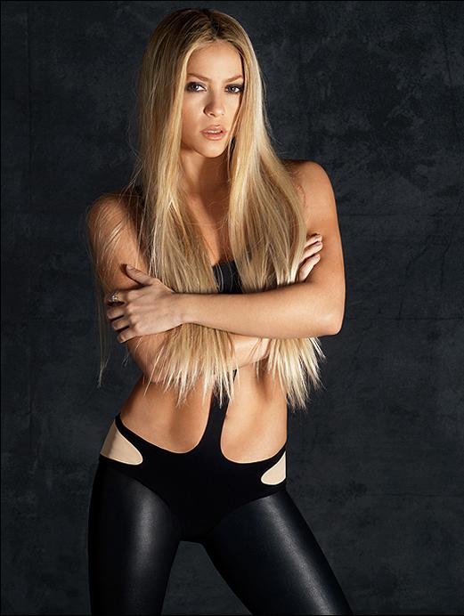 Shakira sexy body