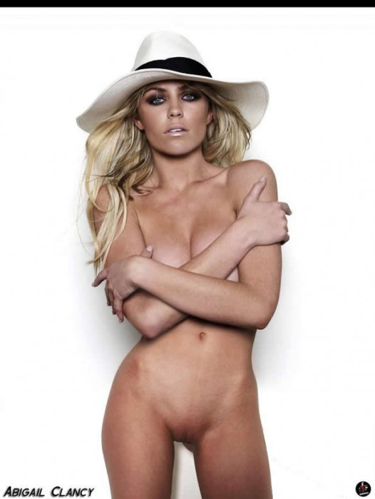 Abbey Clancy Naked Leaked Photos