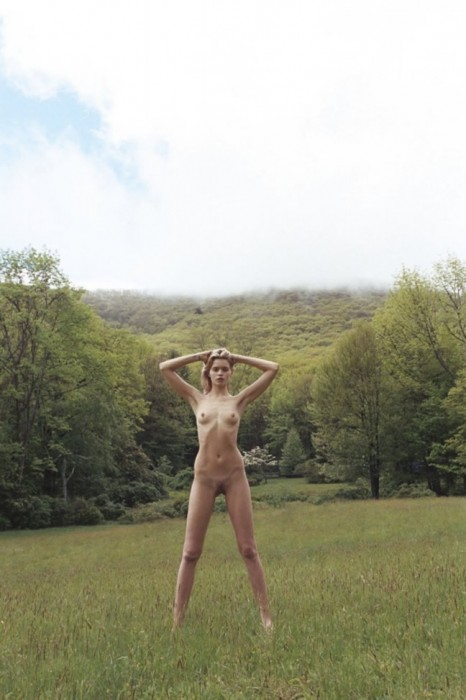 Abbey Lee Kershaw Sexy Babe Nude